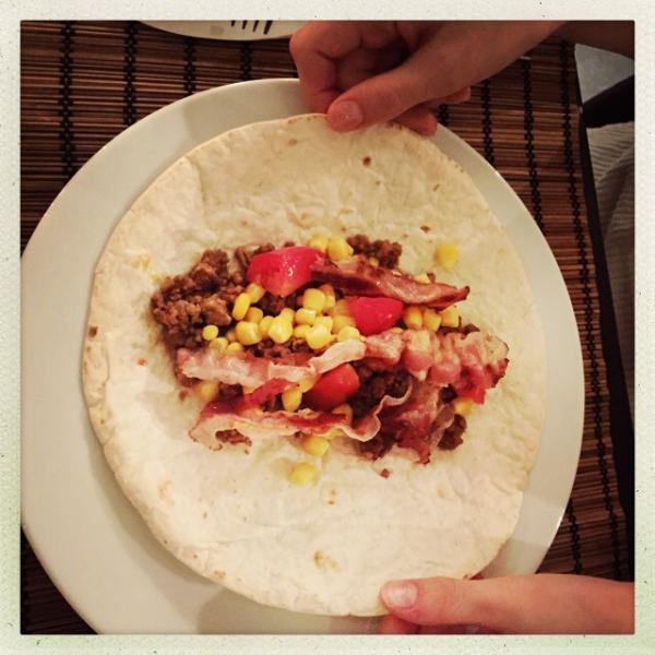 Tortillas mit papi gut schnell und wie man n 39 s mag for Kochen schnell und gut