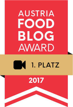 Austria Food Blog Award